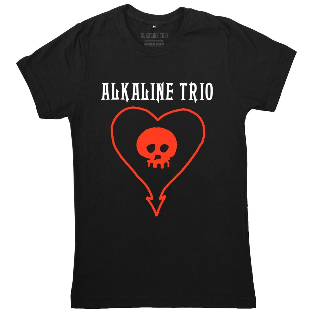 Alkaline Trio - Heart & Skull