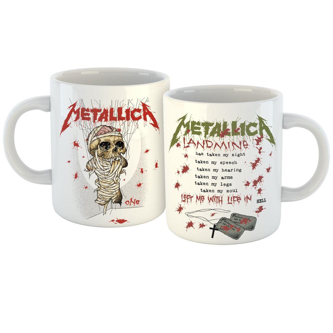 Metallica - One [Caneca]