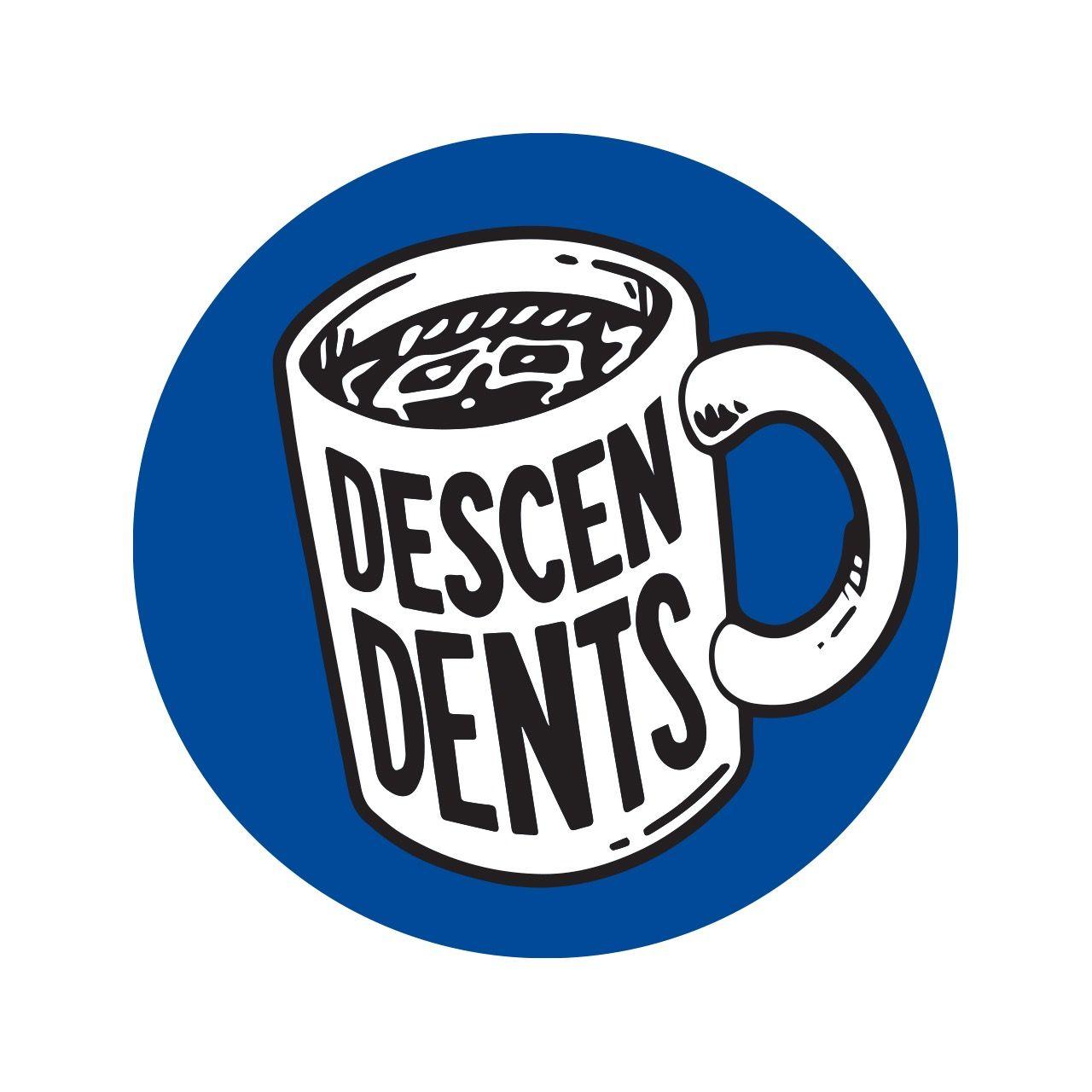 Descendents - Coffee [Adesivo]