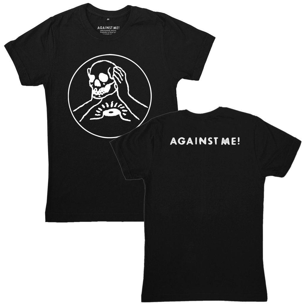 Against Me! - Skull