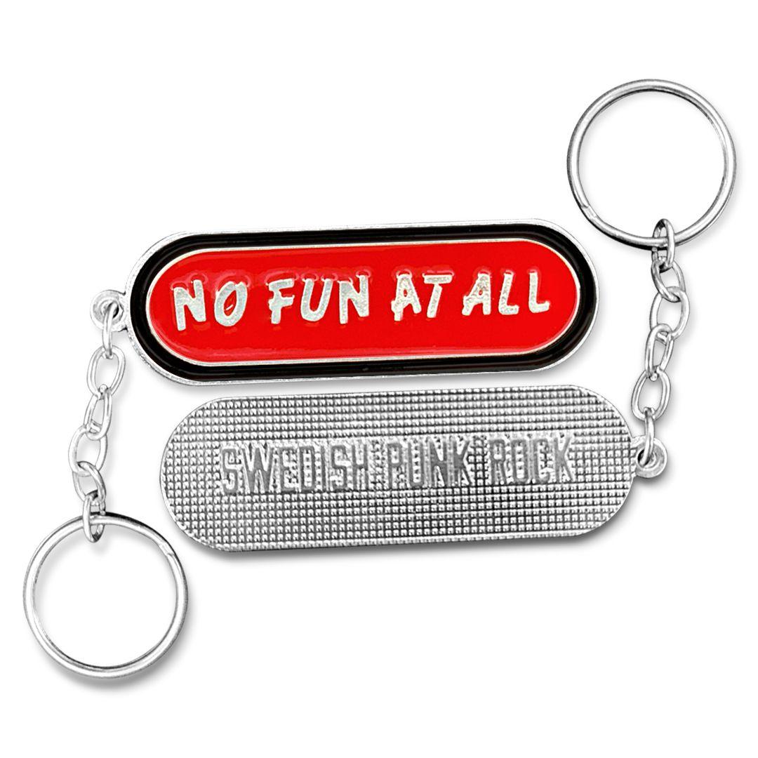 No Fun At All - Logo [Chaveiro]