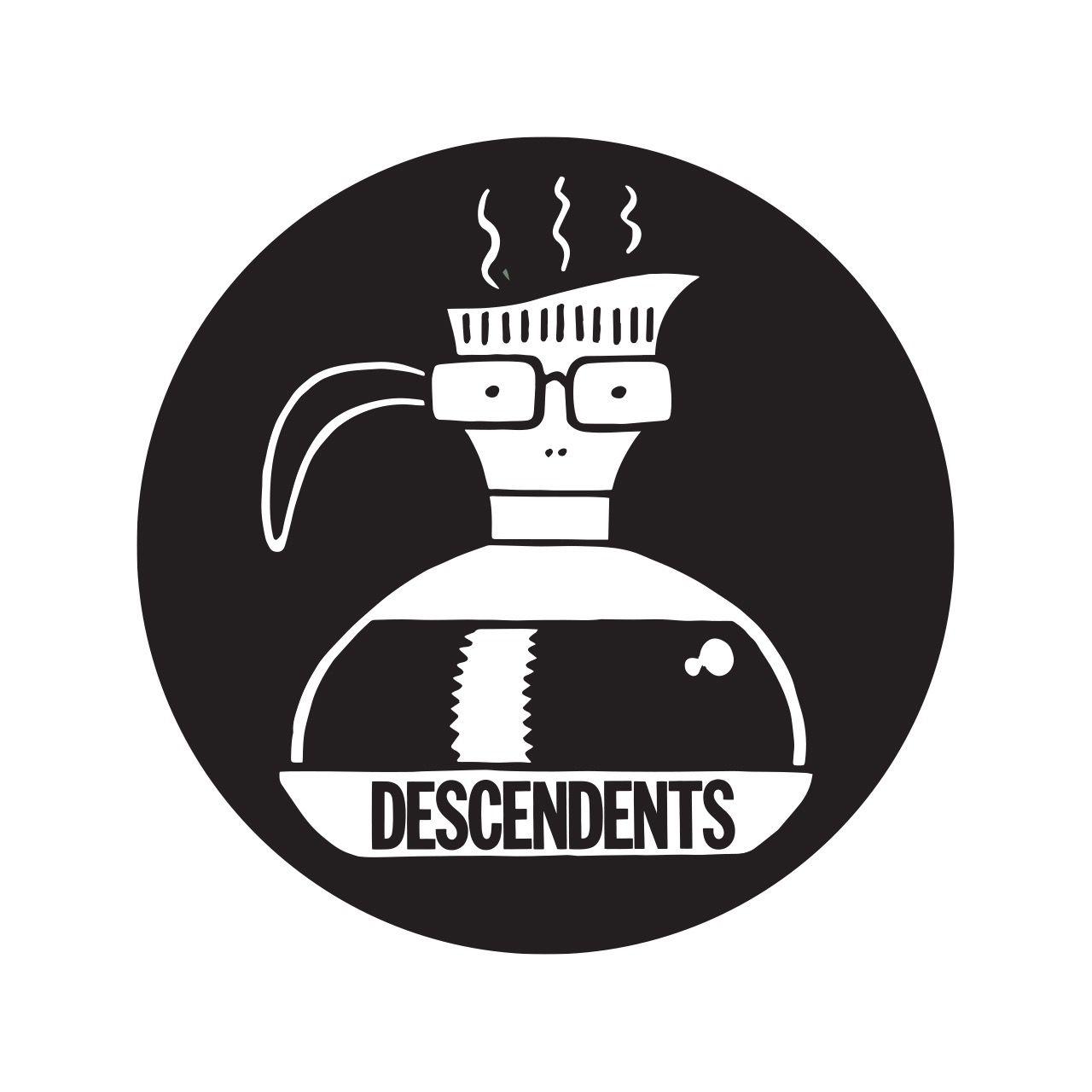 Descendents - Bonus Cup [Adesivo]