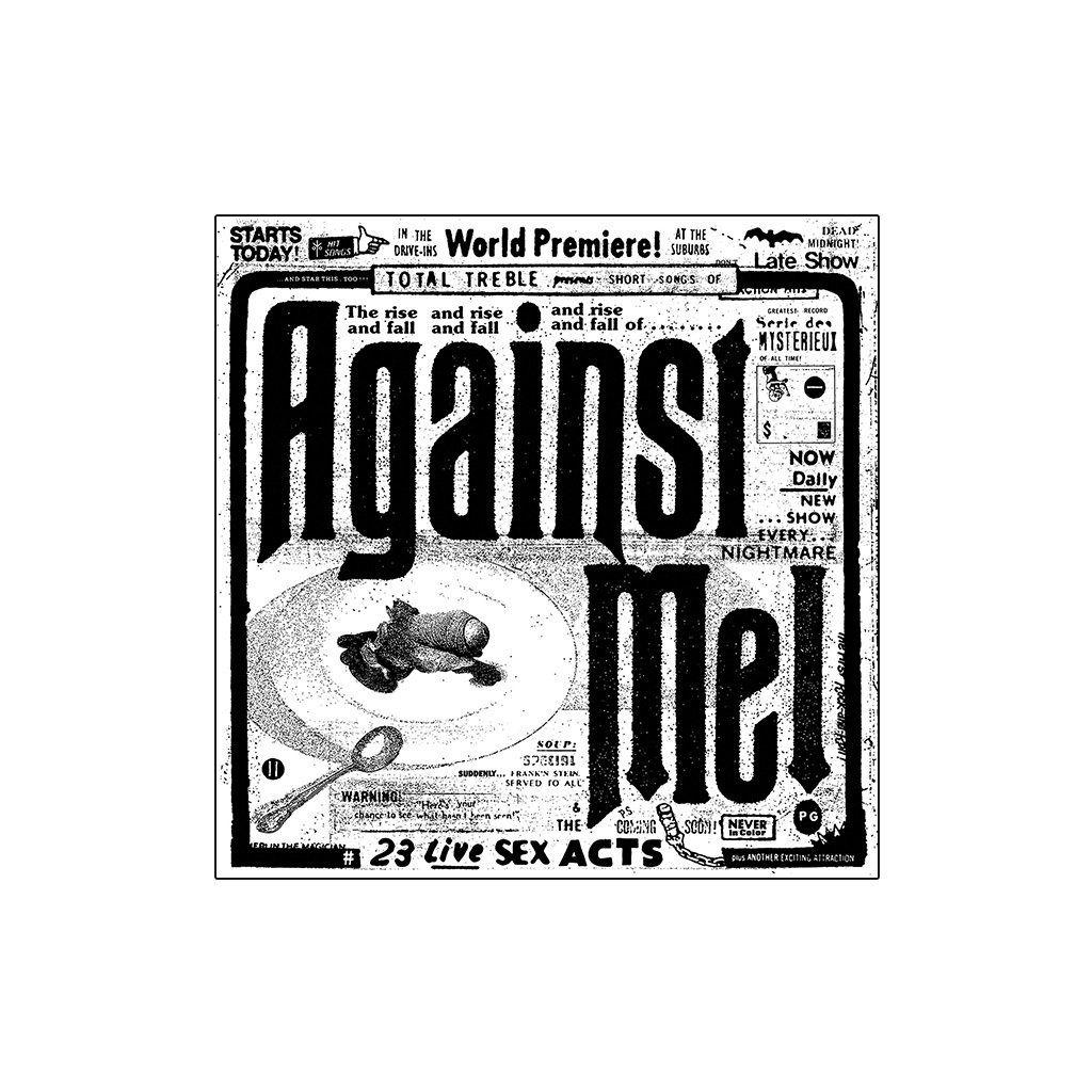 Against Me! - 23 Live Sex Acts [CD Duplo]