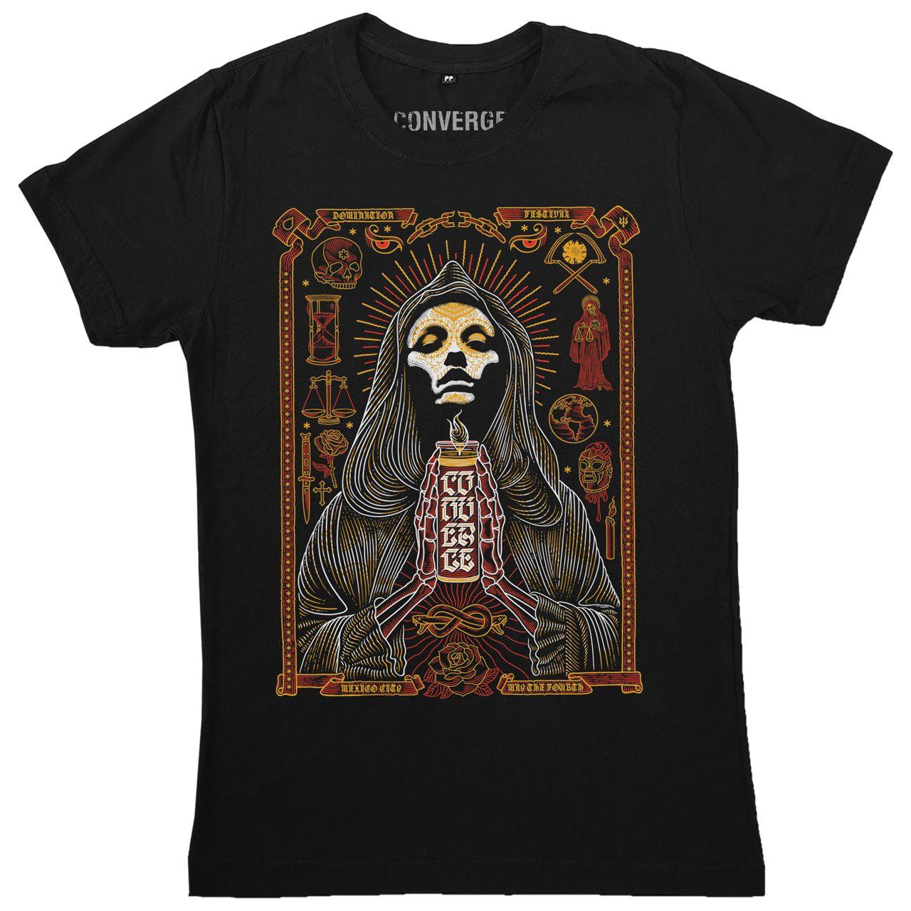 Converge - Domination Fest [Camiseta Importada]