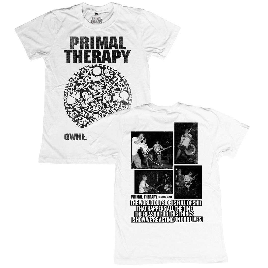 Primal Therapy - Label