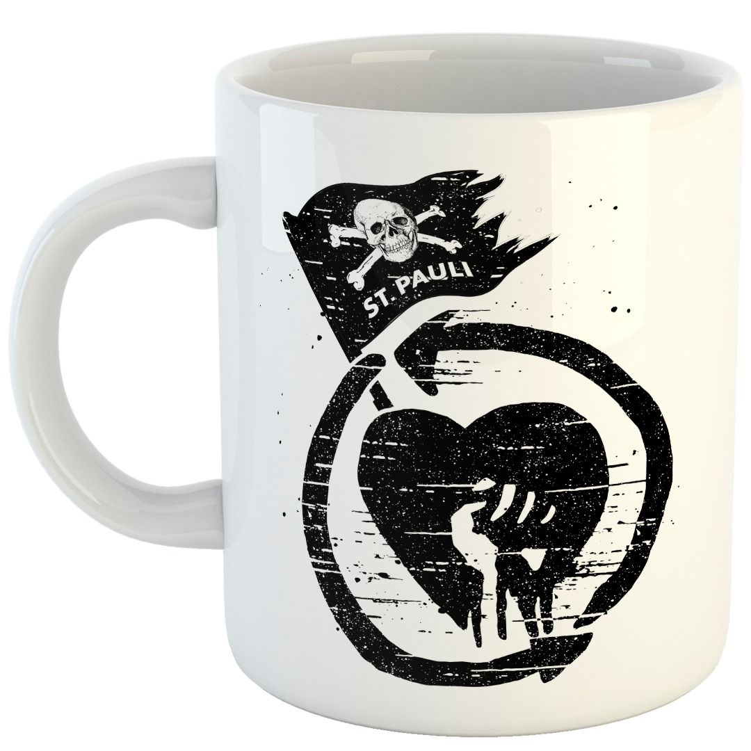 Rise Against - FC St Pauli Collab [Caneca]