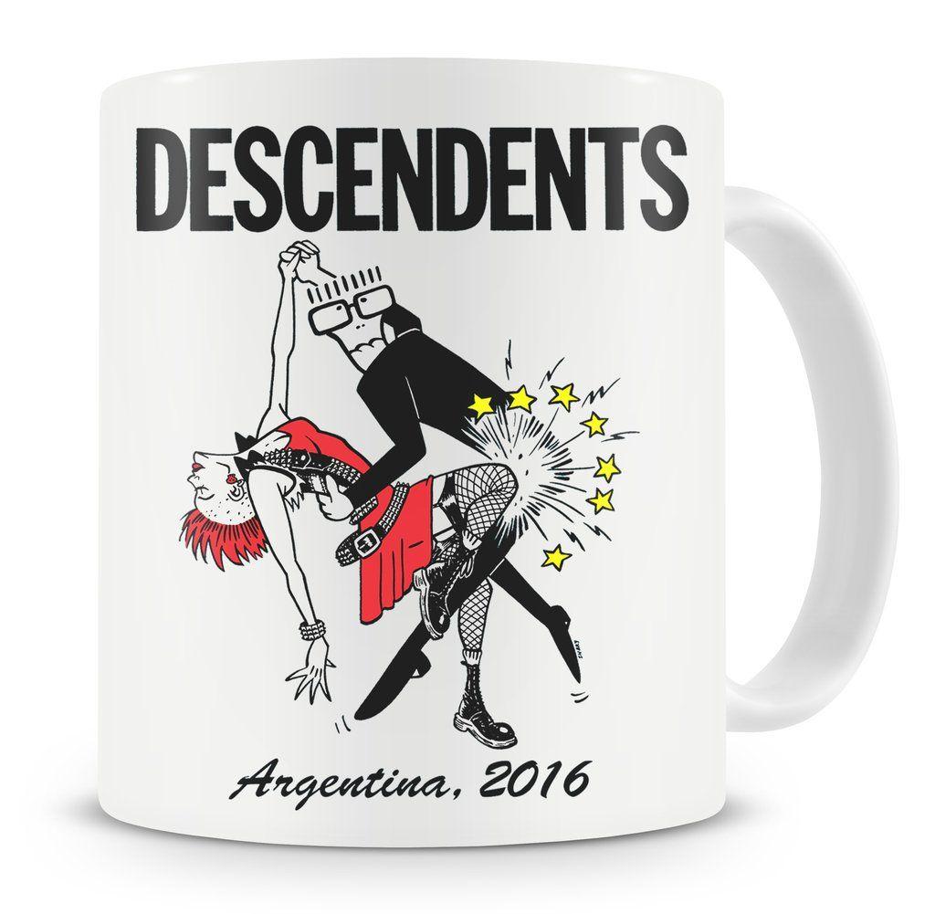 Descendents - Argentina 2016 [Caneca]