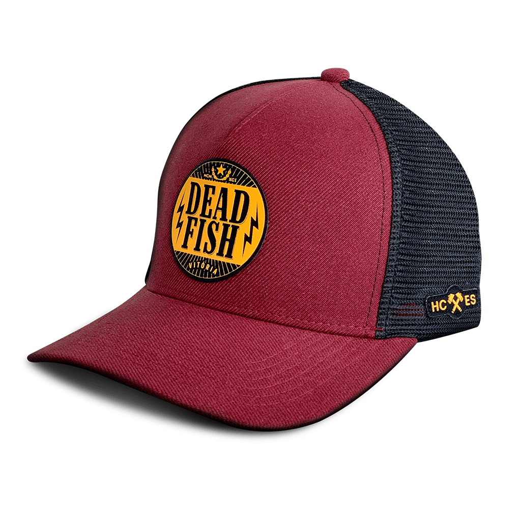 Dead Fish - Trucker Hat [Boné]