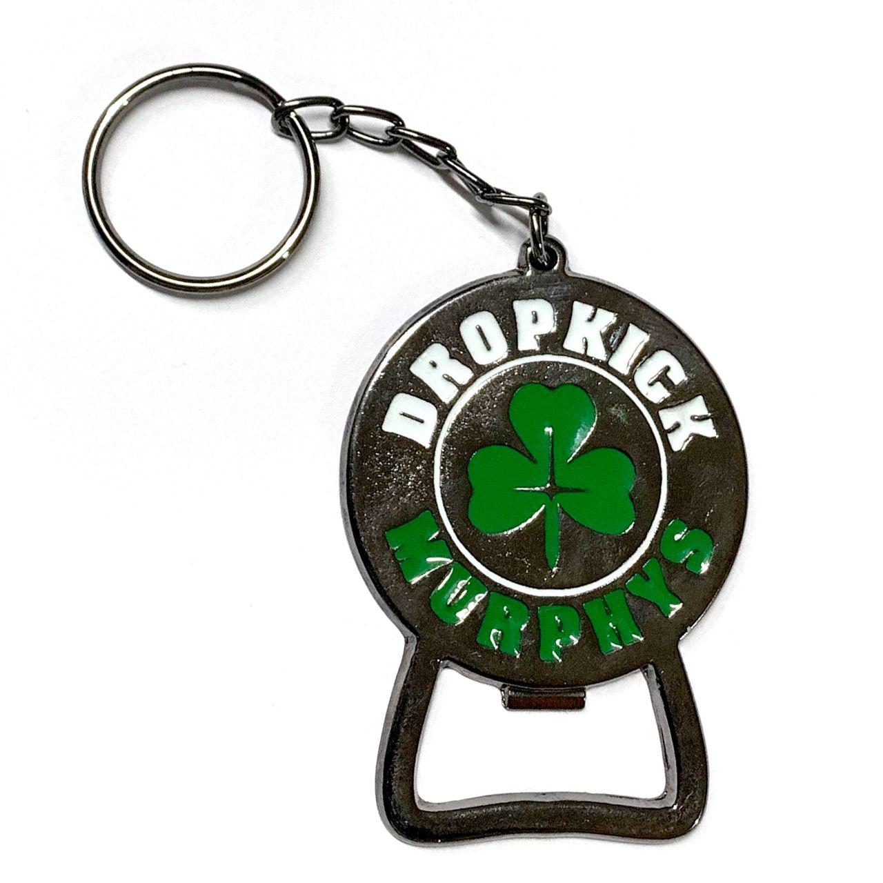 Dropkick Murphys - Shamrock [Chaveiro]