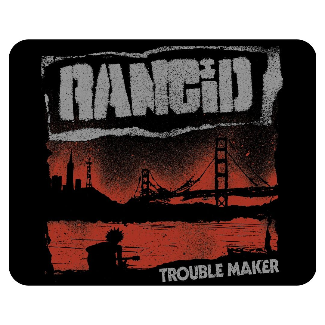 Rancid - Troublemaker Cover