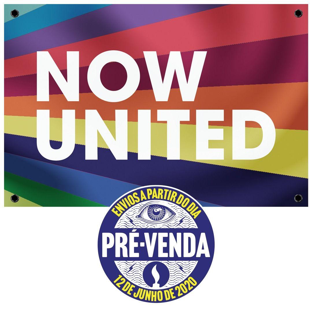 Now United - Logo [Bandeira] [Pré-Venda]
