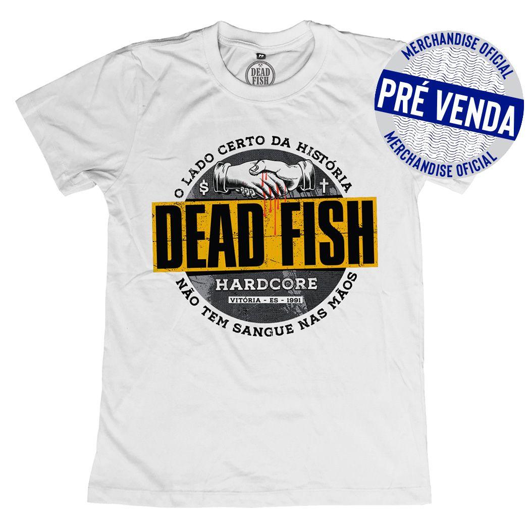 Dead Fish - Sangue Nas Mãos [Pré-Venda]