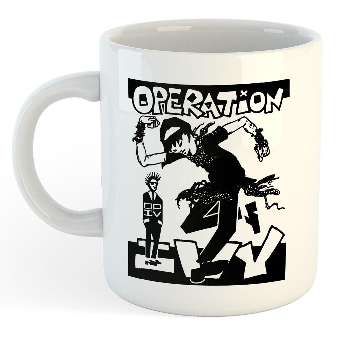 Operation Ivy - Skankin [Caneca]