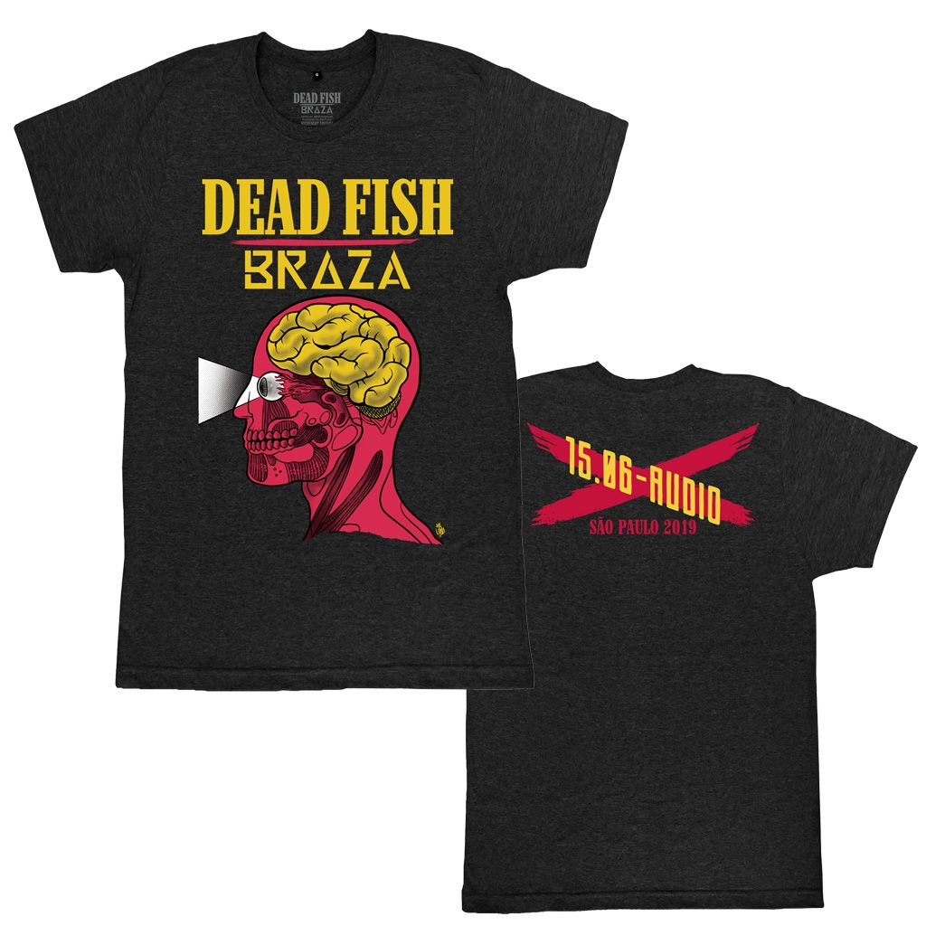 Dead Fish e Braza - São Paulo 15-06-2019