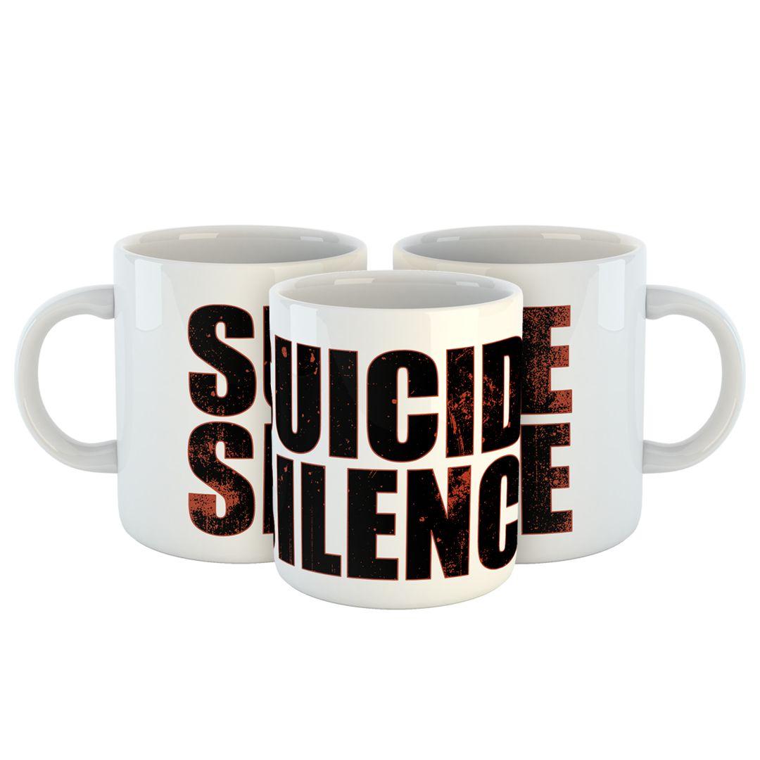 Suicide Silence - Bold [Caneca]