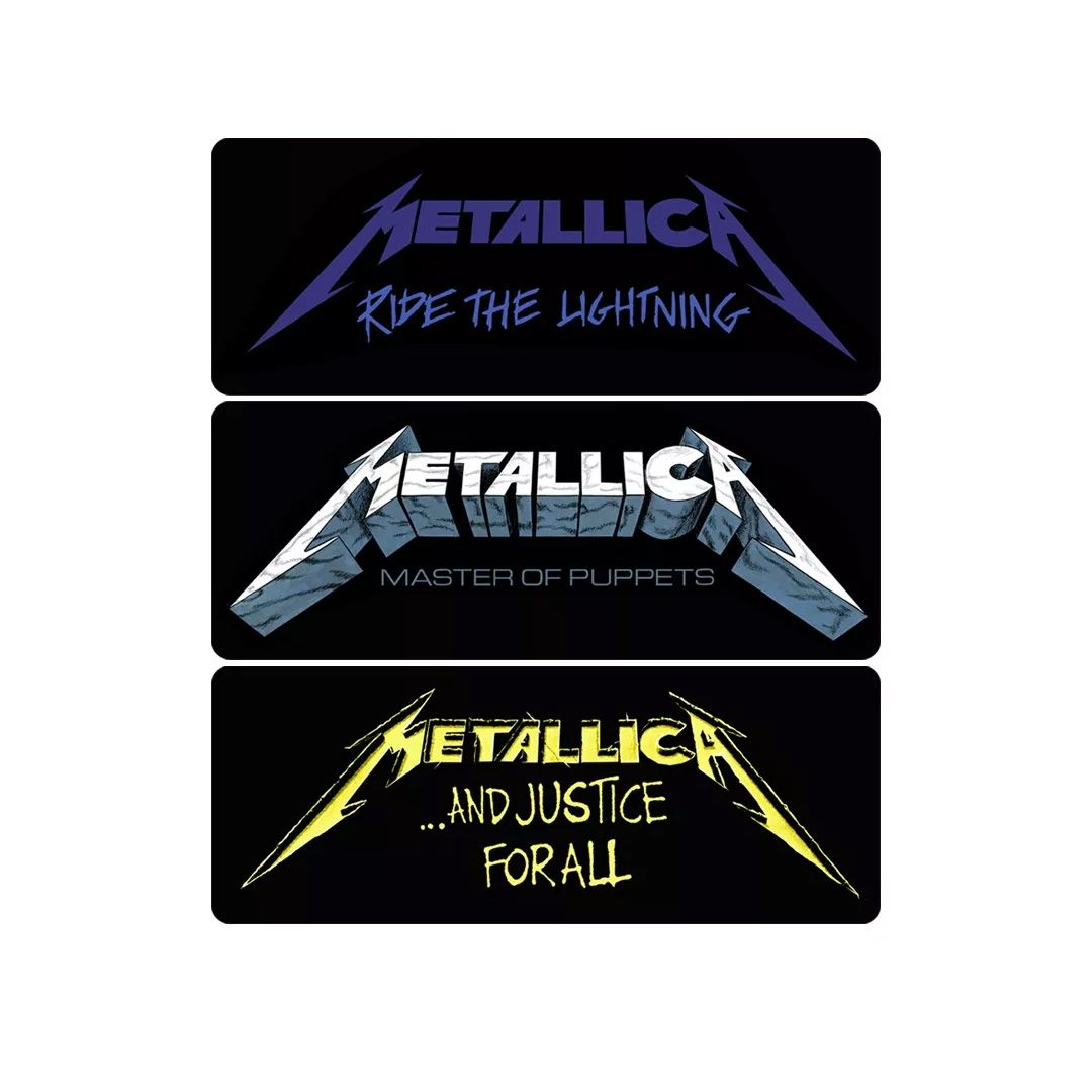 Metallica - Sticker Pack #01