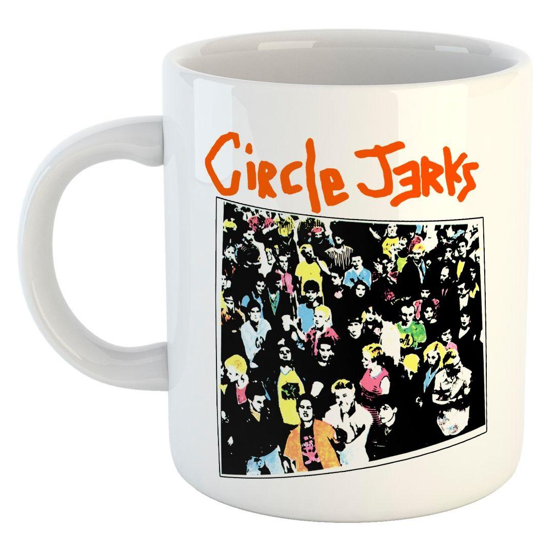 Circle Jerks - Group Sex [Caneca]