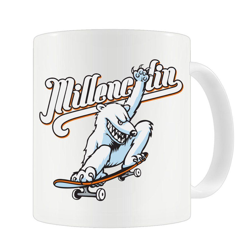 Millencolin - Skate Bear [Caneca]