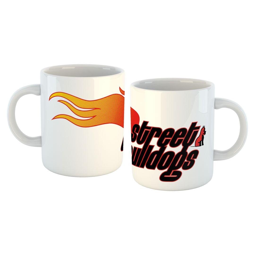 Street Bulldogs - Logo [Caneca]