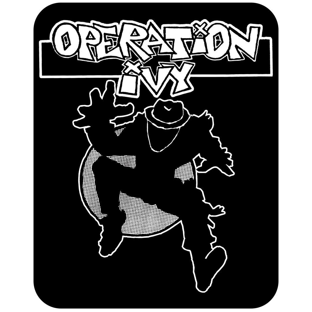 Operation Ivy - Ska Man [Adesivo]