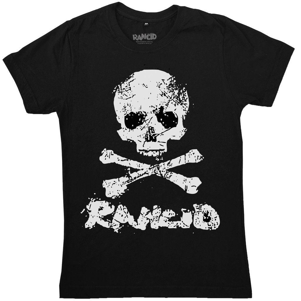 Rancid - D Skull