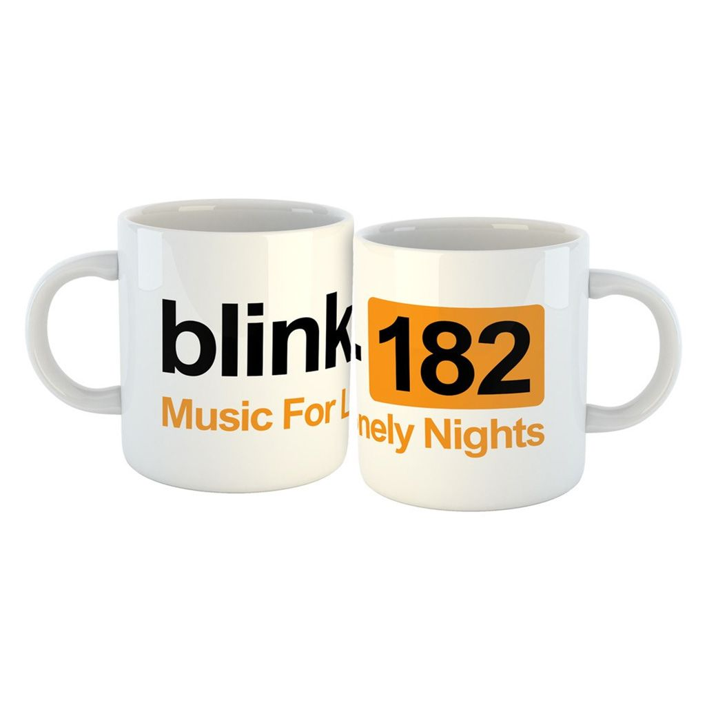 blink-182 - Lonely Nights [Caneca]