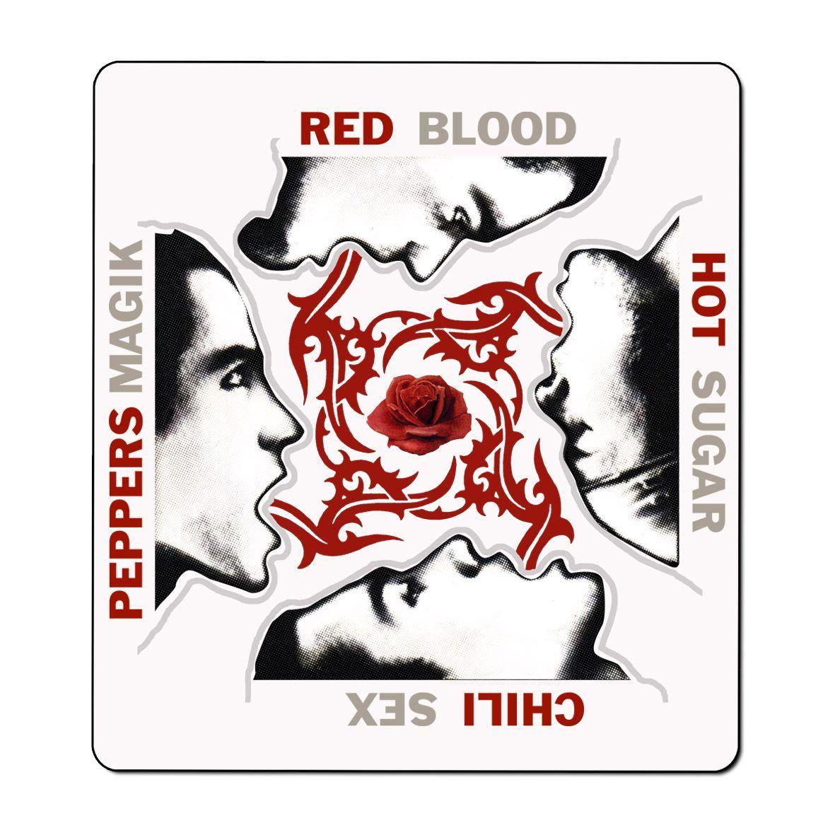 Red Hot Chili Peppers - Blood Sugar Sex Magik [Adesivo]