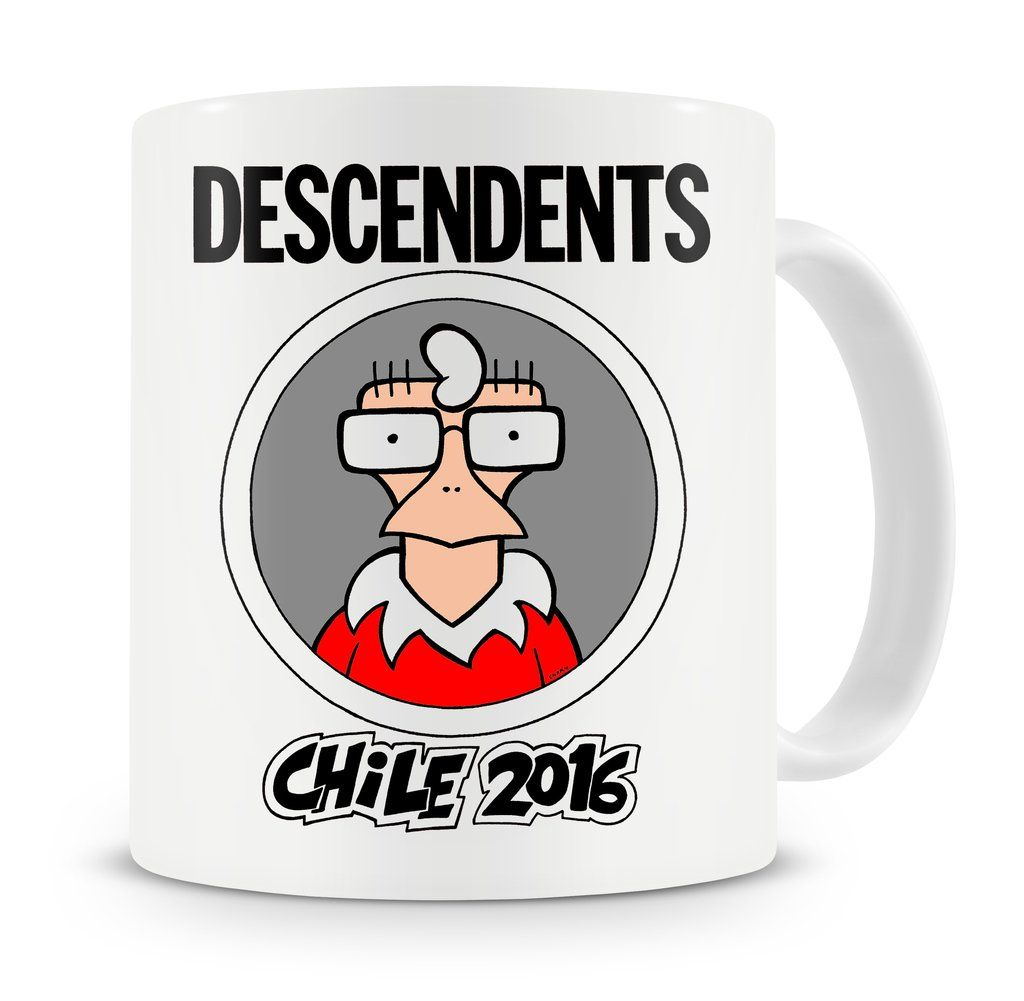 Descendents - Chile 2016 [Caneca]