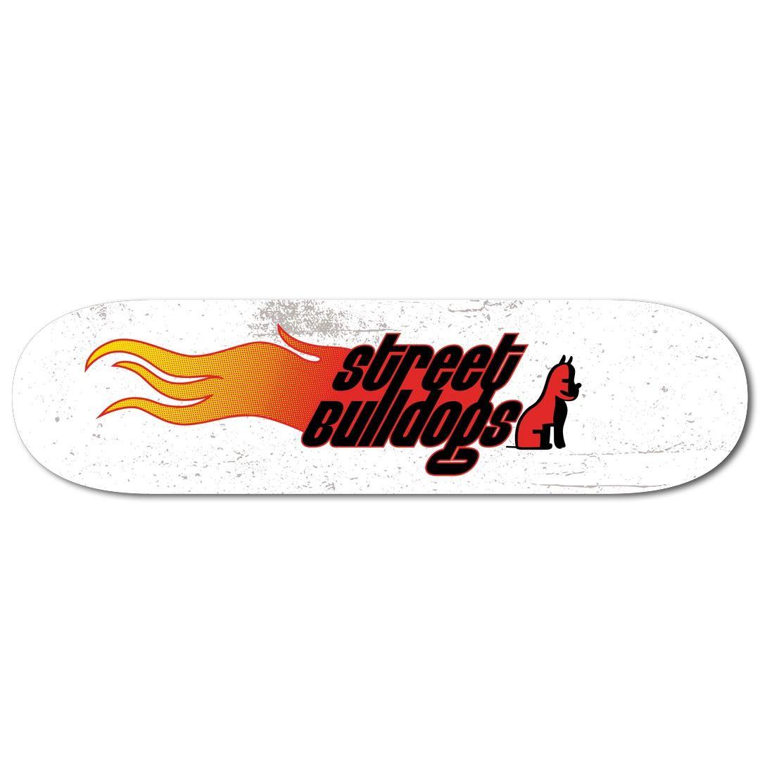 Street Bulldogs - Logo [Skateboard]
