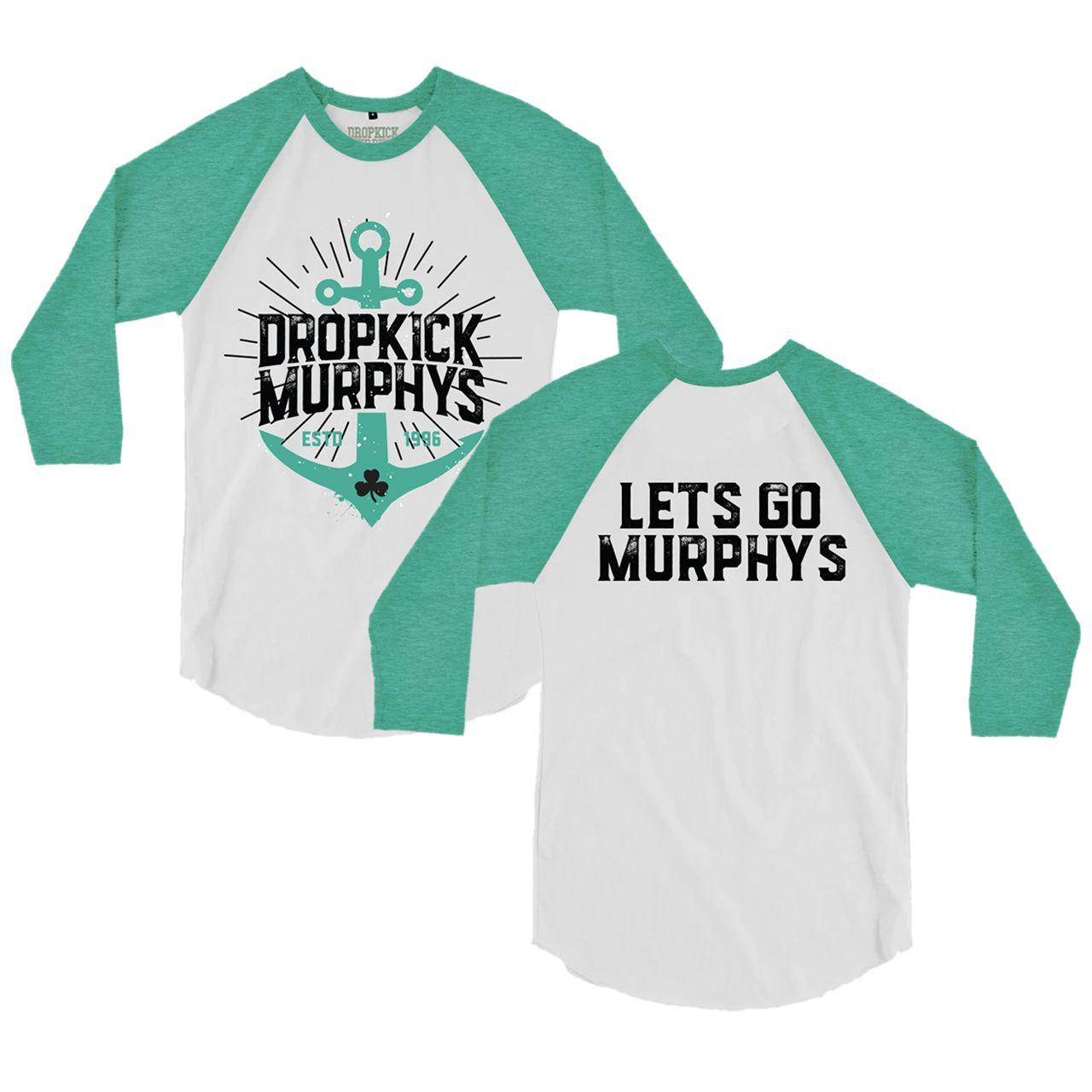 Dropkick Murphys - Anchor [Raglan 3/4]