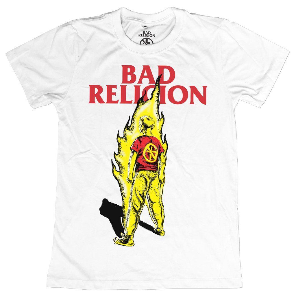 Bad Religion - Boy On Fire