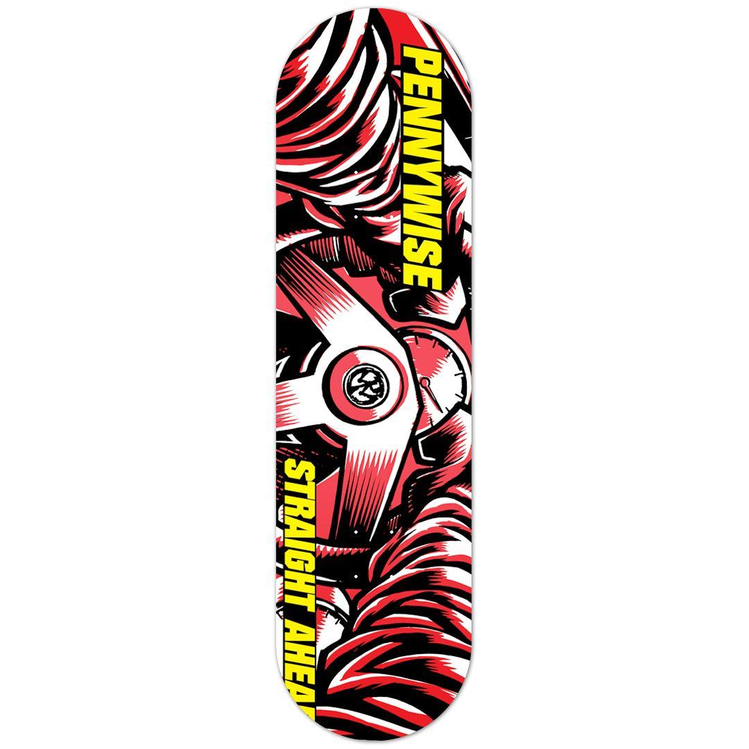 Pennywise - Straight Ahead [Skateboard]