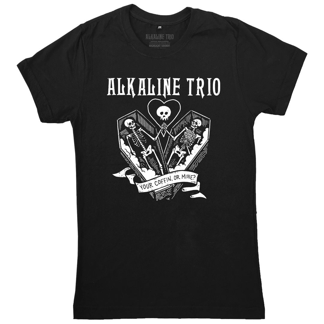 Alkaline Trio - Your Coffin