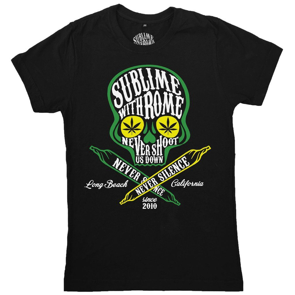 Sublime With Rome - Skull