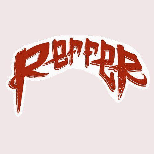 Reffer - Logo [Adesivo]