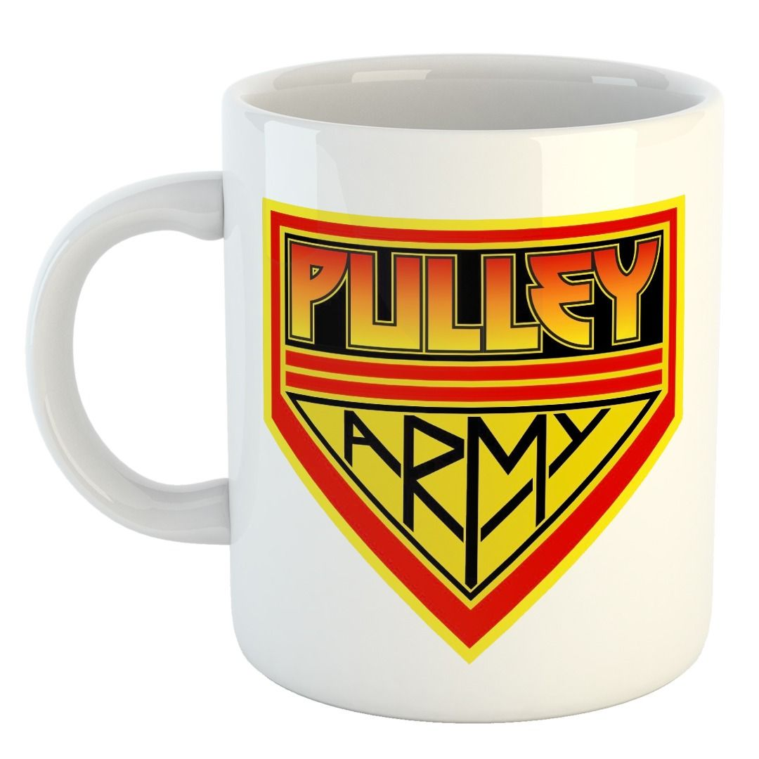 Pulley - Pulley Army [Caneca]