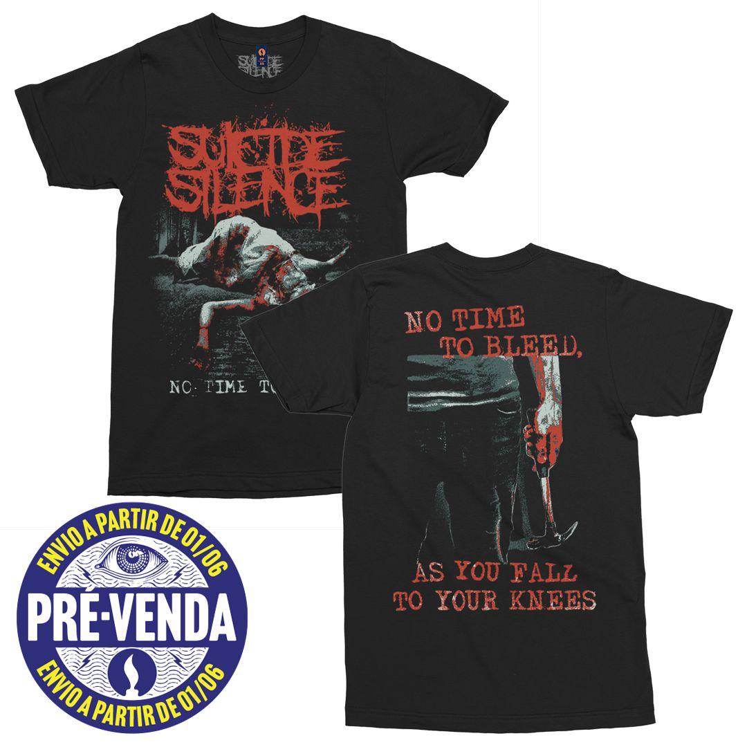Suicide Silence - Fall On Your Knees [Pré-Venda]