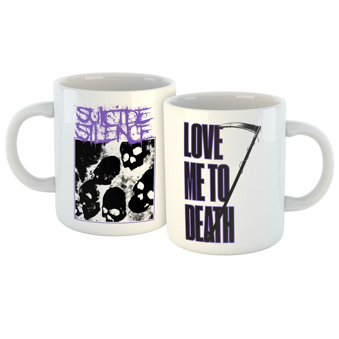 Suicide Silence - Love Me To Death [Caneca]
