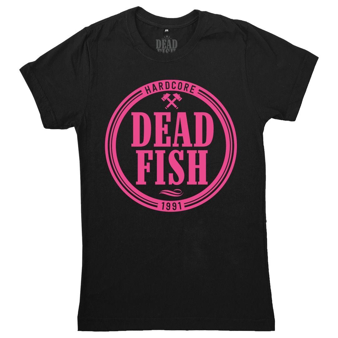 Dead Fish - Logo Rosa