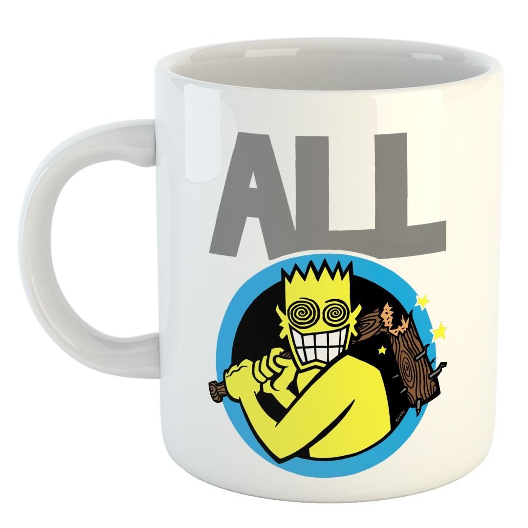 ALL - Allroy Broken [Caneca]