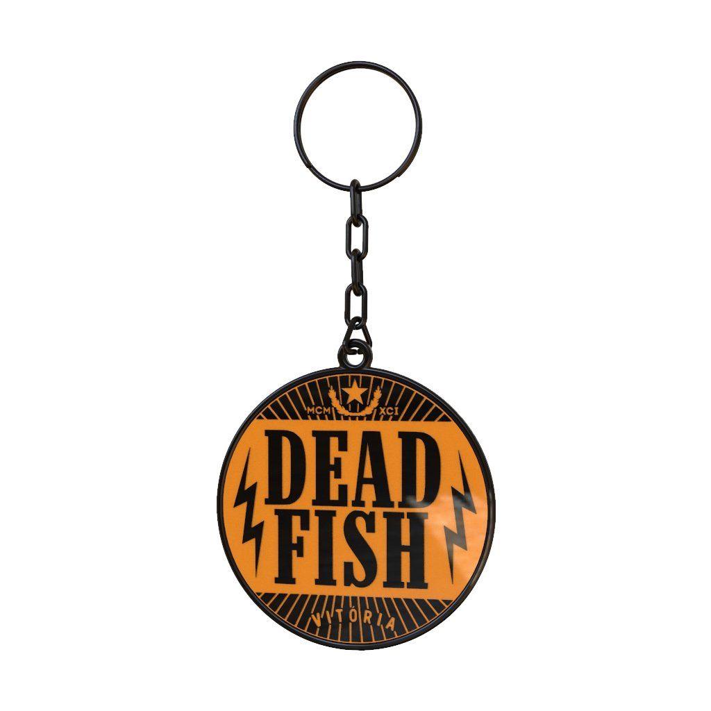 Dead Fish - Vitória [Chaveiro]
