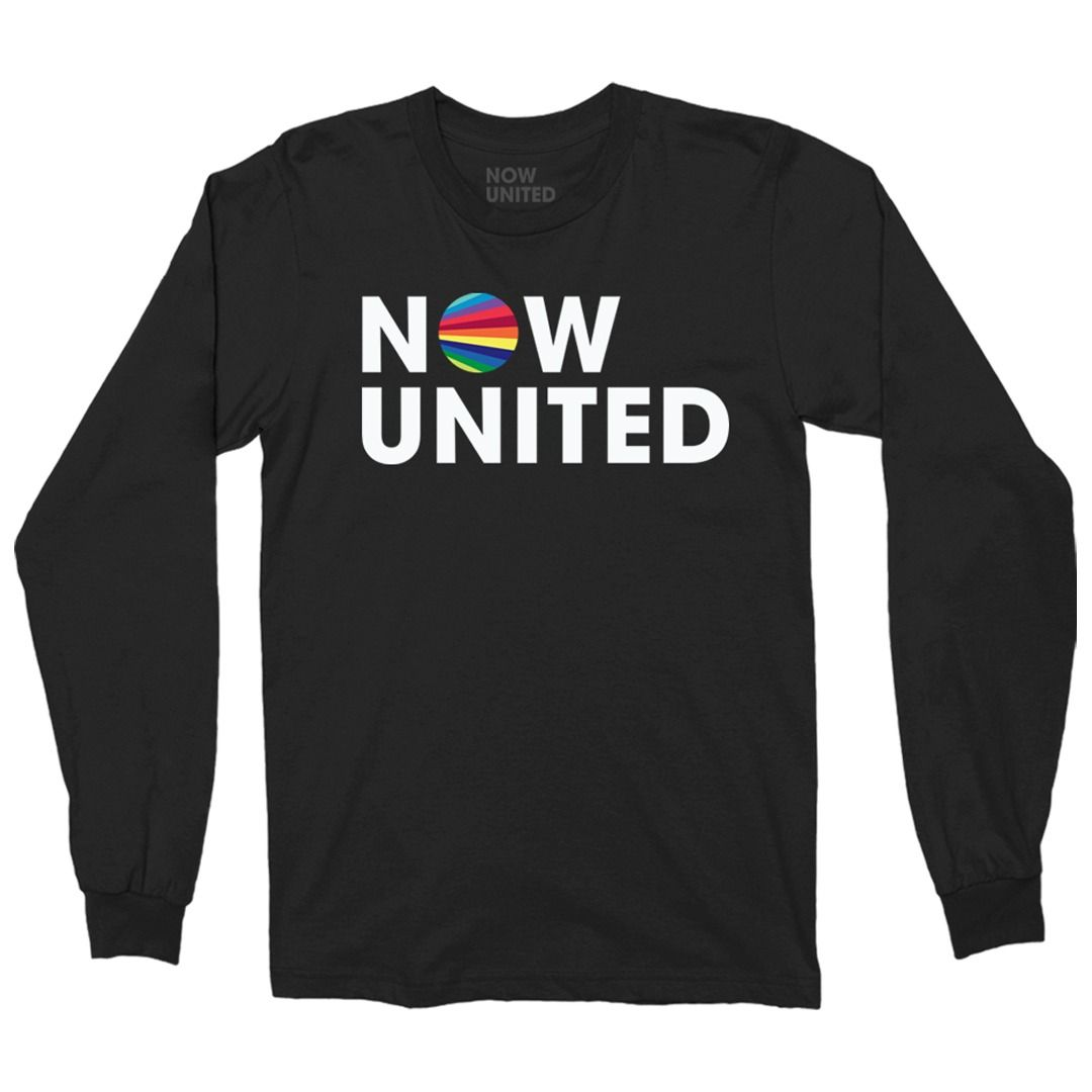Now United - Logo [Camiseta Manga Longa]