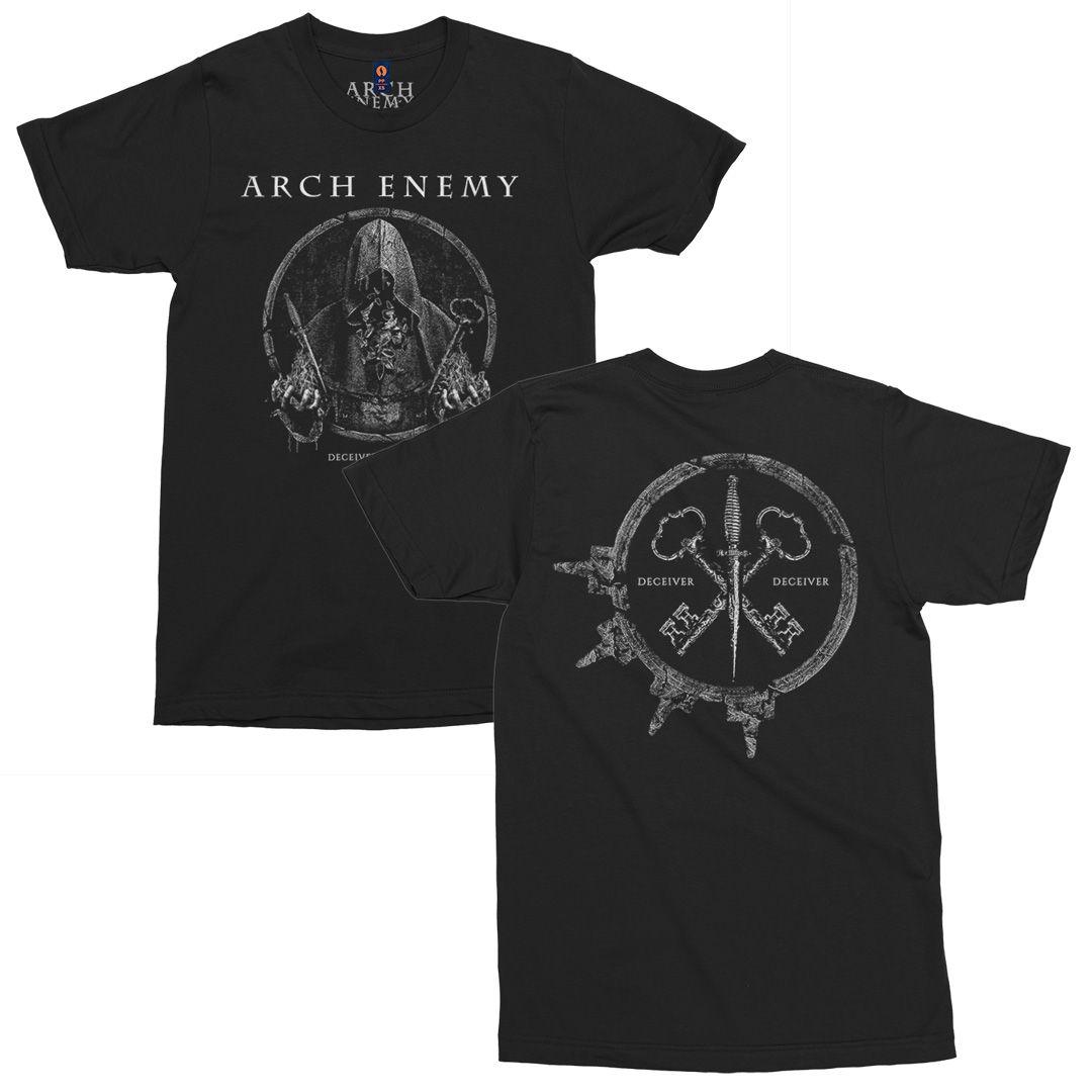 Arch Enemy - Deceiver, Deceiver [Pré-Venda]