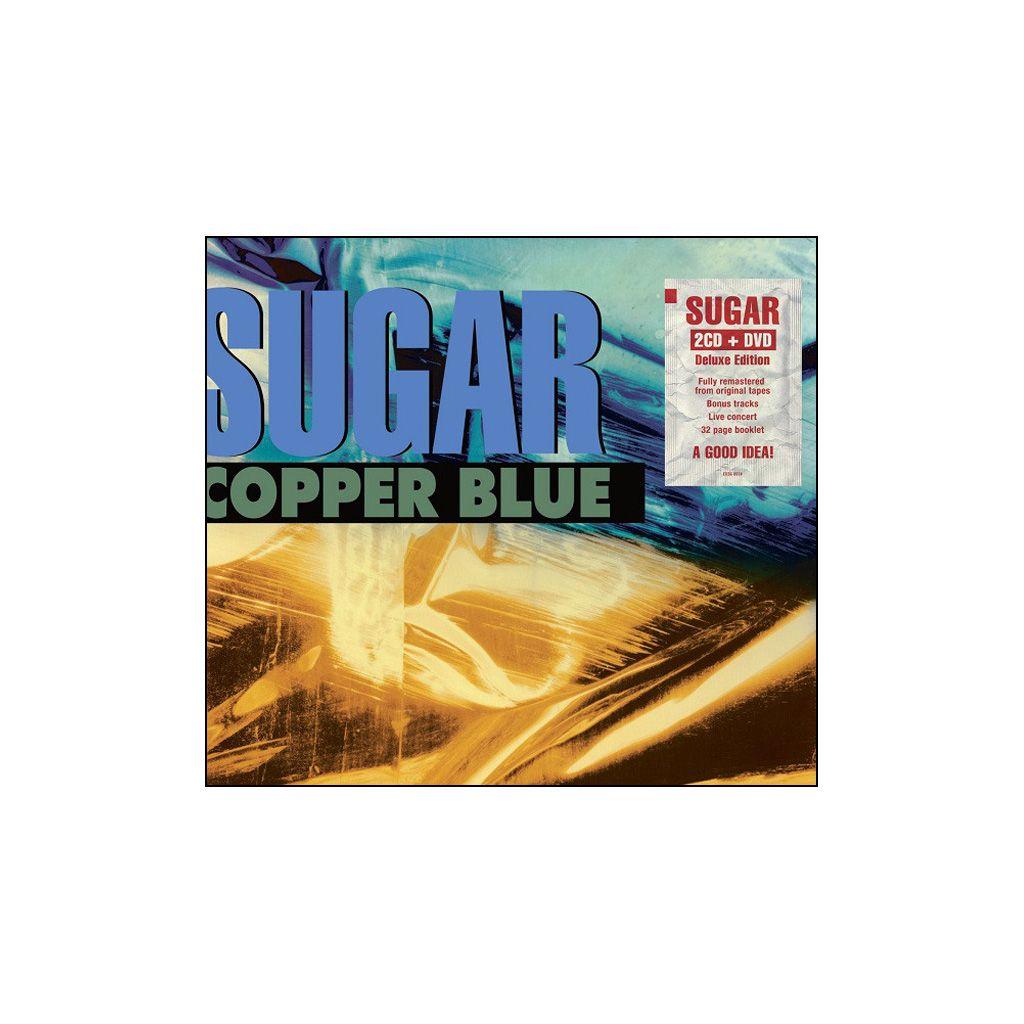 Sugar - Copper Blue [Deluxe Edition] [2CD+DVD]
