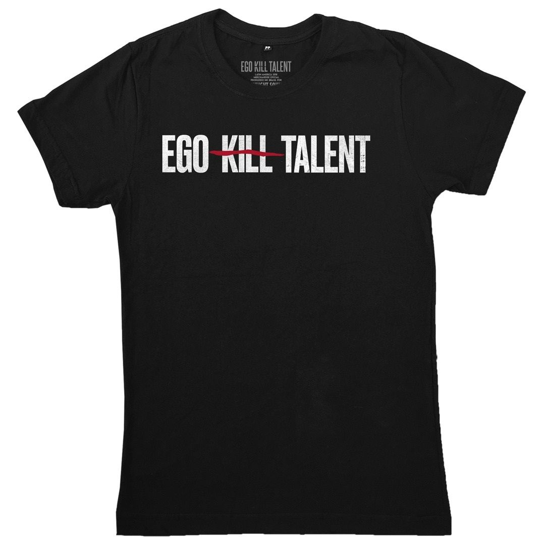 Ego Kill Talent - Distressed Logo