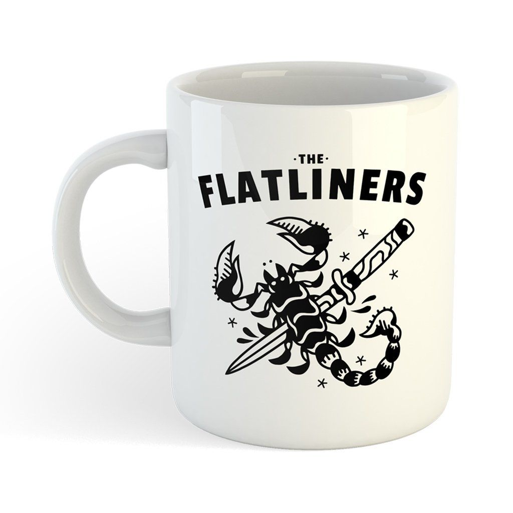 The Flatliners - Skorpion [Caneca]