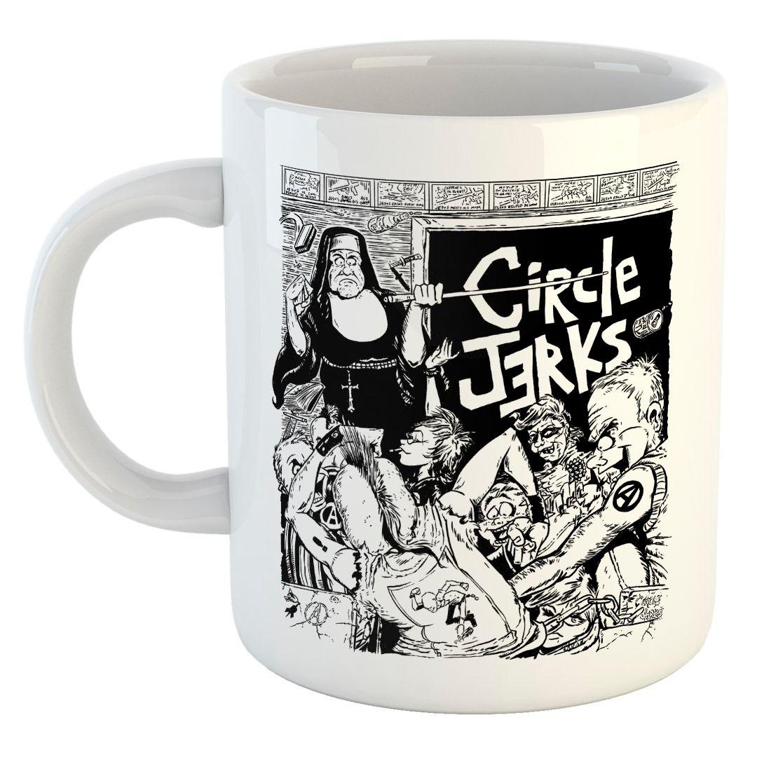 Circle Jerks - Classroom [Caneca]