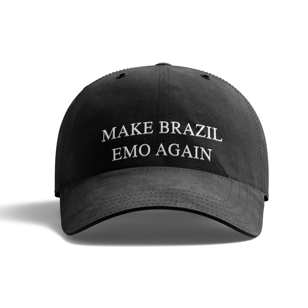 The Maine - Make Brazil Emo Again [Boné] + Pôster Autografado