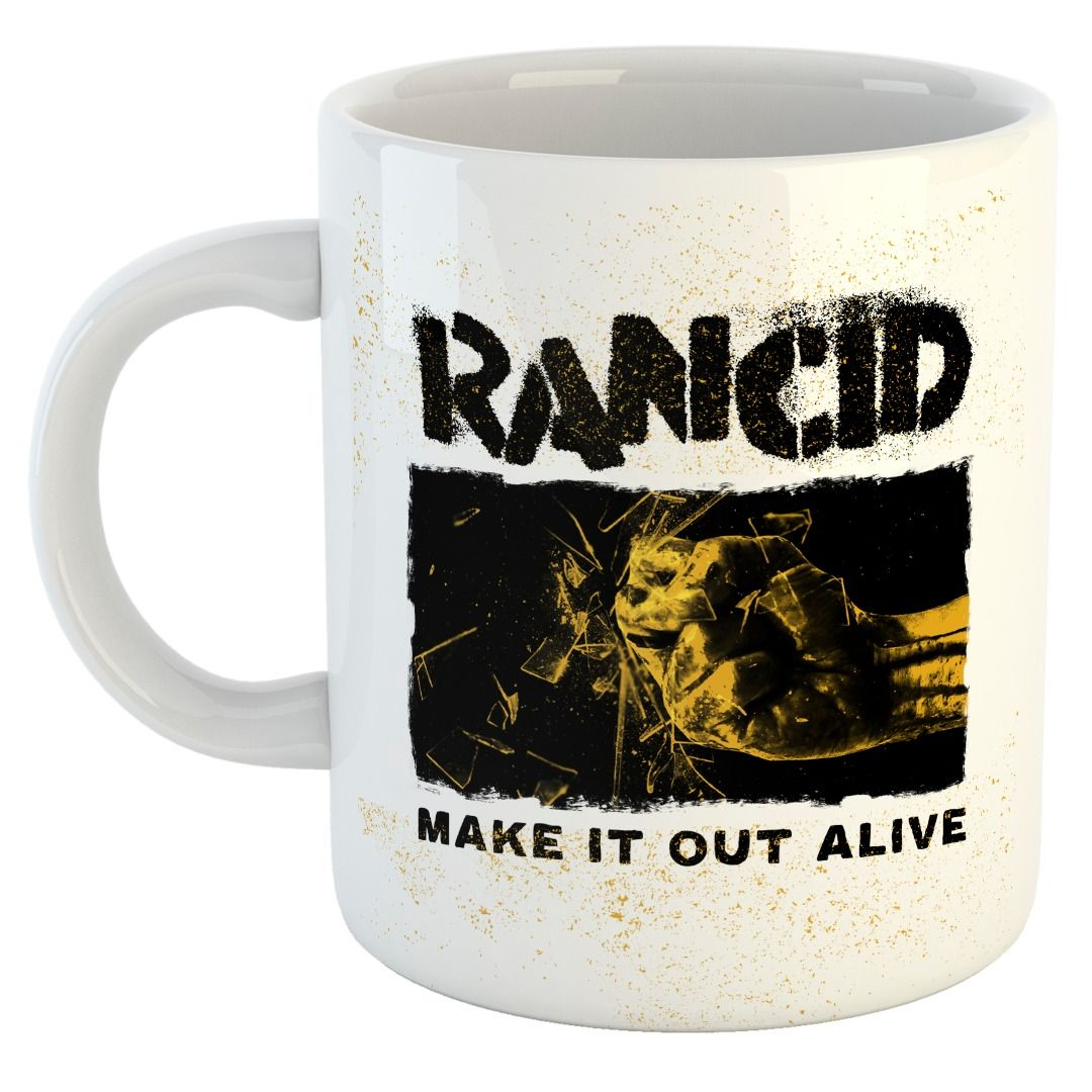 Rancid - Shattered [Caneca]