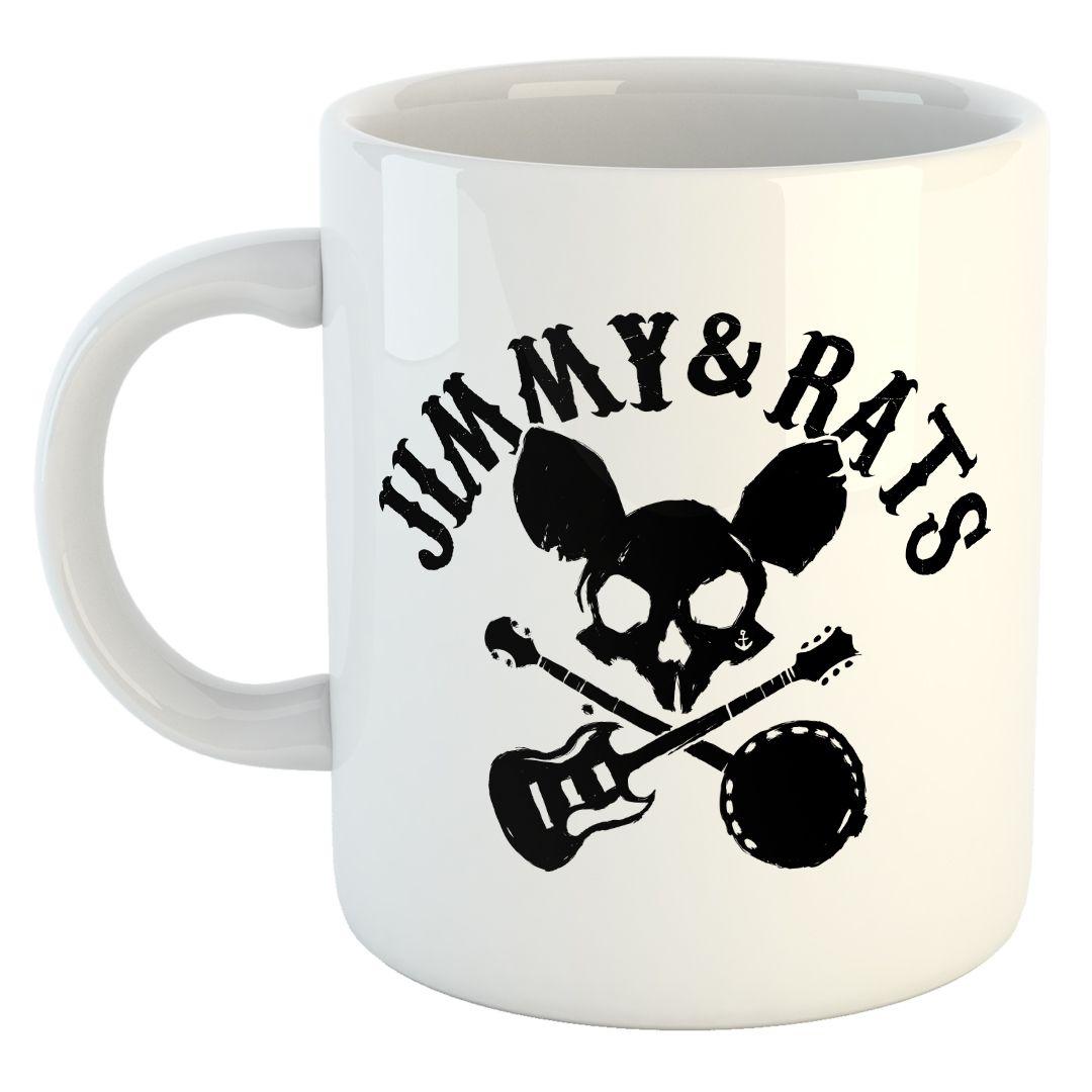 Jimmy & Rats - Logo [Caneca]